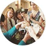midwifery in Russia